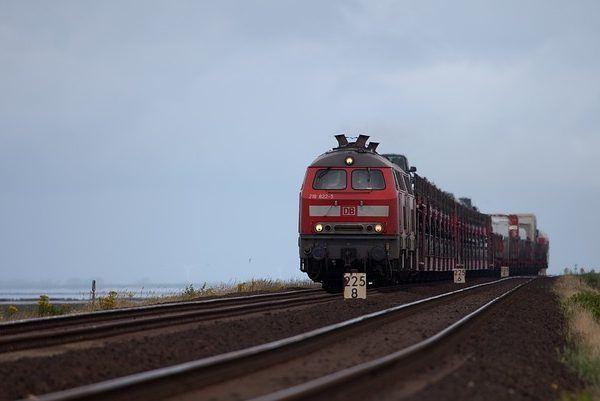 Bahn Lärm Nordhorn